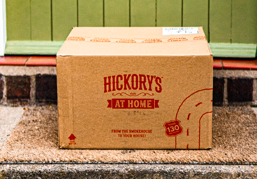 Hickorys at Home Box